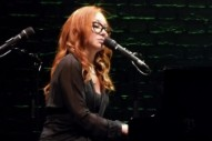 Watch Tori Amos Wail on Radiohead's 'Creep'