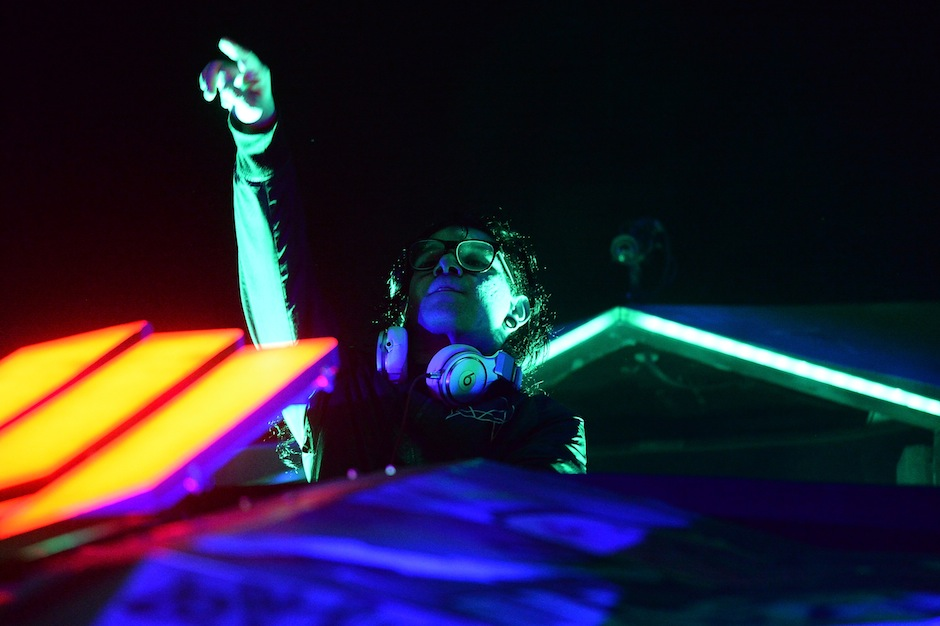 Skrillex EDM Chicago Congress Theater Ban