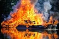 Watch GWAR's Oderus Urungus Get a Viking Funeral