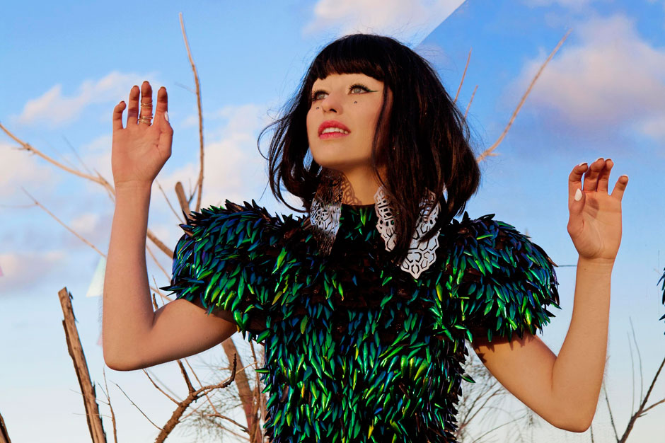 Somebody That You Used to Know: It's Kimbra's Time to Shine on 'The Golden Echo'