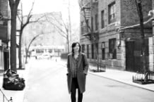 Sharon Van Etten in New York City, March 2014.