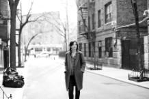 Sharon Van Etten in New York City, March 2014.
