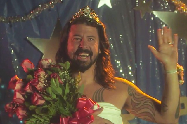 foo fighters, als ice bucket challenge, carrie, dave grohl