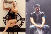 Lady Gaga Drake Ice Bucket Challenge Video