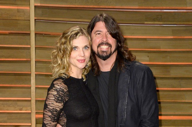 Dave Grohl Baby Daughter Ophelia Saint Jordyn Blum