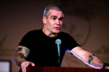Henry Rollins Suicide Editorial Comments