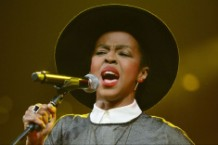 Lauryn Hill 'Black Rage (Sketch)' Ferguson Missouri