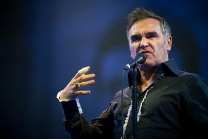 Morrissey Harvest Records Album Fight