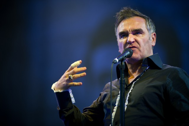 Morrissey Harvest Records Album Fight