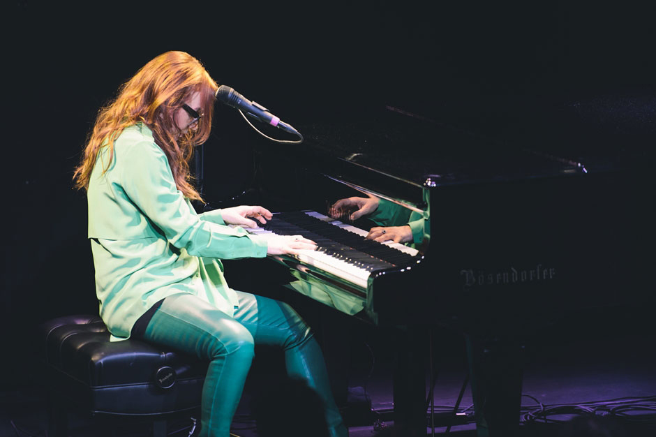 Tori Amos to Release Rarity-Filled Deluxe Editions of 'Little Earthquakes' and 'Under The Pink'