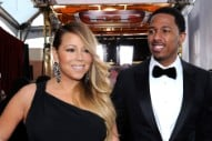 Elusive Chanteuse Mariah Carey Splits With Nick Cannon
