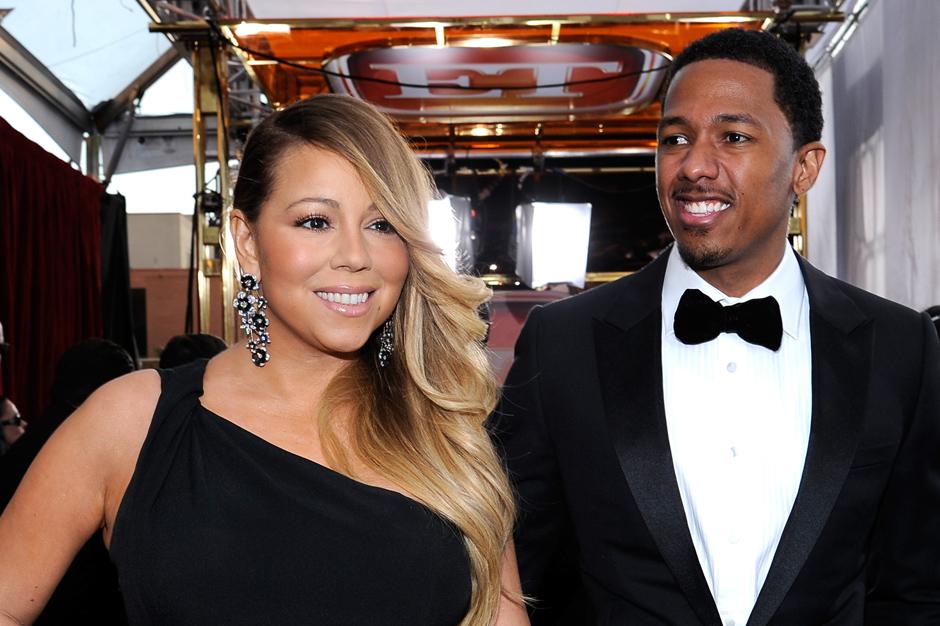 Mariah Carey Nick Cannon Divorce Split