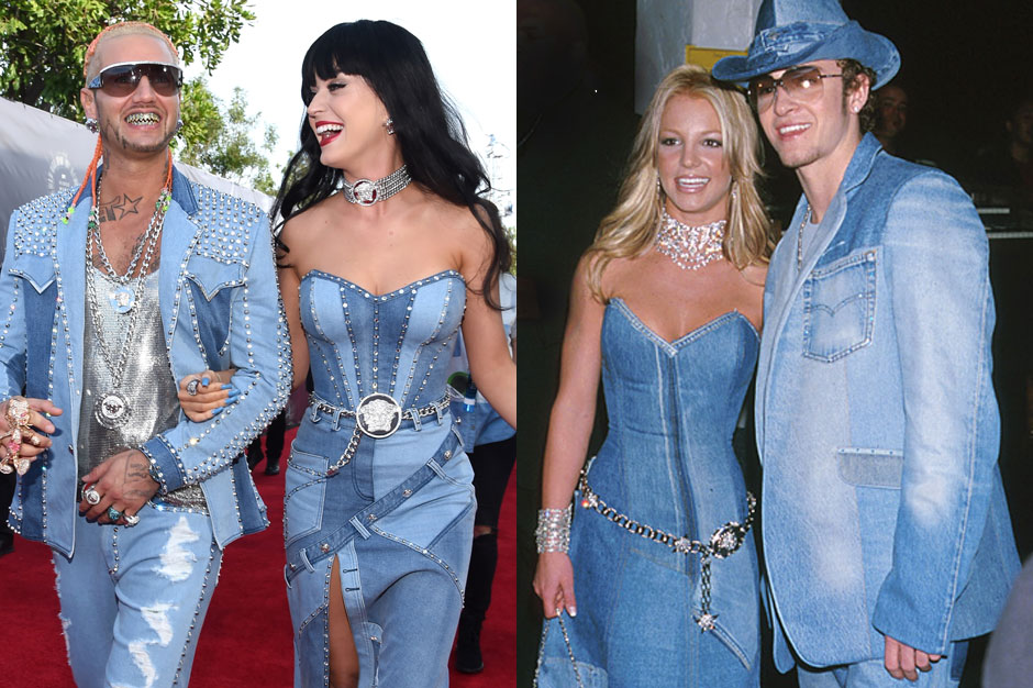 Best: Katy Perry and RiFF RAFF Win The Red Carpet