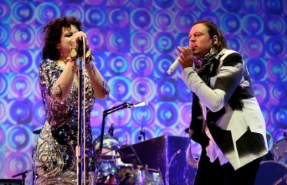 Arcade Fire Enlists Vampire David Byrne for a Cover of Suicide's 'Dream Baby Dream'