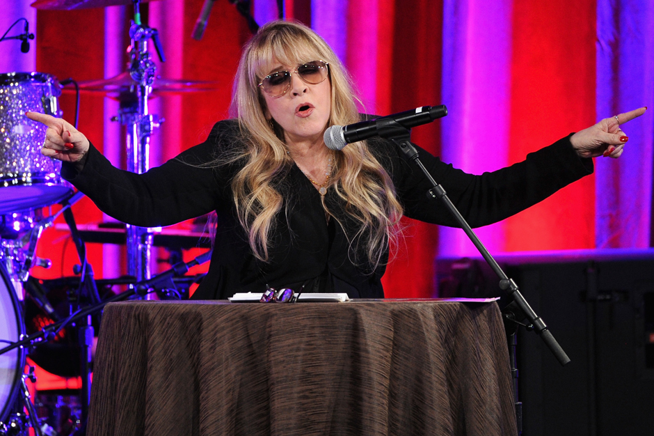 Stevie Nicks New Song Lady