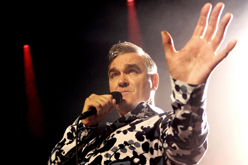 Morrissey Label Dropped Tour