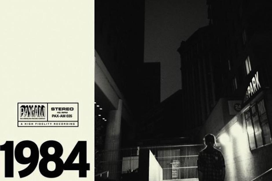 Ryan Adams Punk EP 1984 Limited Edition Stream
