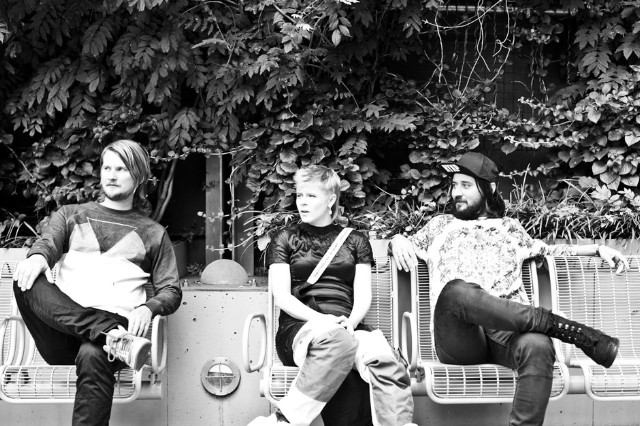 Robyn and Röyksopp in New York City, August 2014