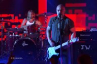 Bob Mould and Taylor Hawkins Blast Through Two Tracks on 'Kimmel'