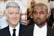 David Lynch Almost Directed a Kanye West Video but He Had No Ideas