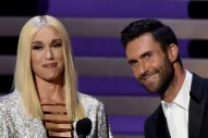 Gwen Stefani and Adam Levine Duet on Soaring, 'Voice'-Ready 'My Heart Is Open'