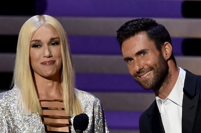 Maroon 5 Gwent Stefani The Voice My Heart is Open Song Stream