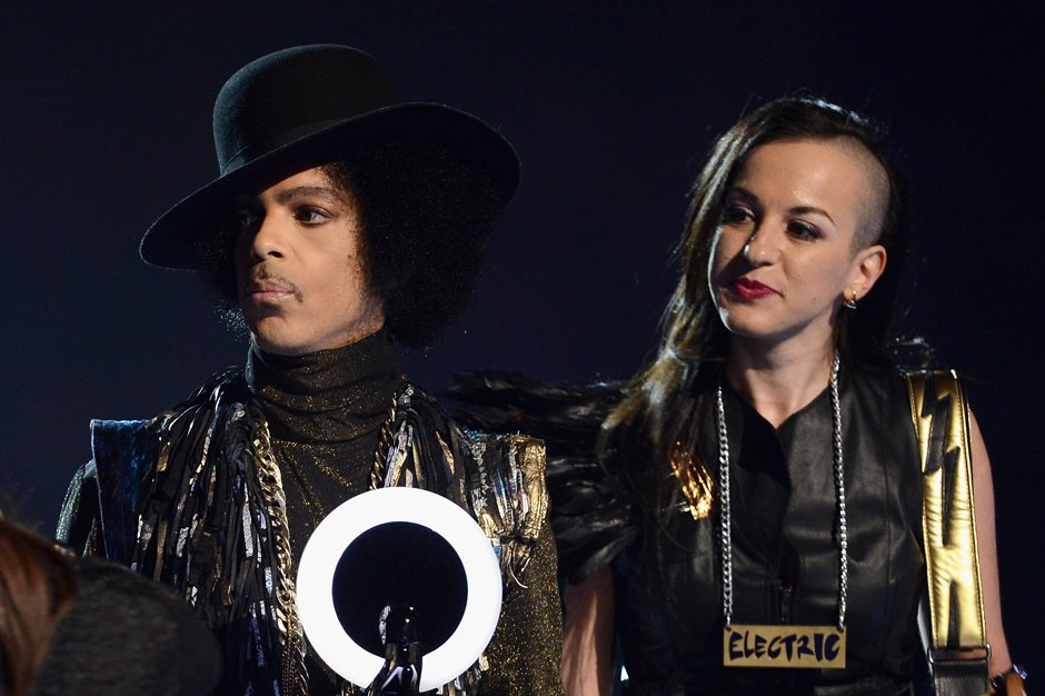 Prince & 3RDEYEGIRL Face Down the Storm on 'Whitecaps'