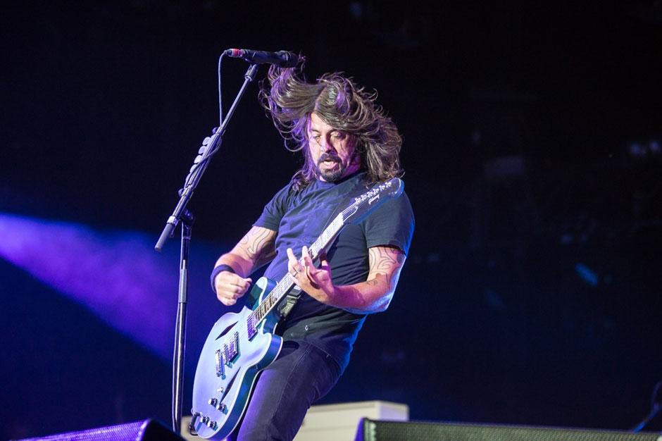 Foo Fighters Sonic Highways Teaser