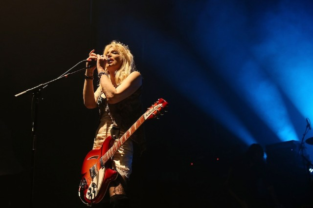 Courtney Love Memoir Paper Magazine Interview Hole Reunion
