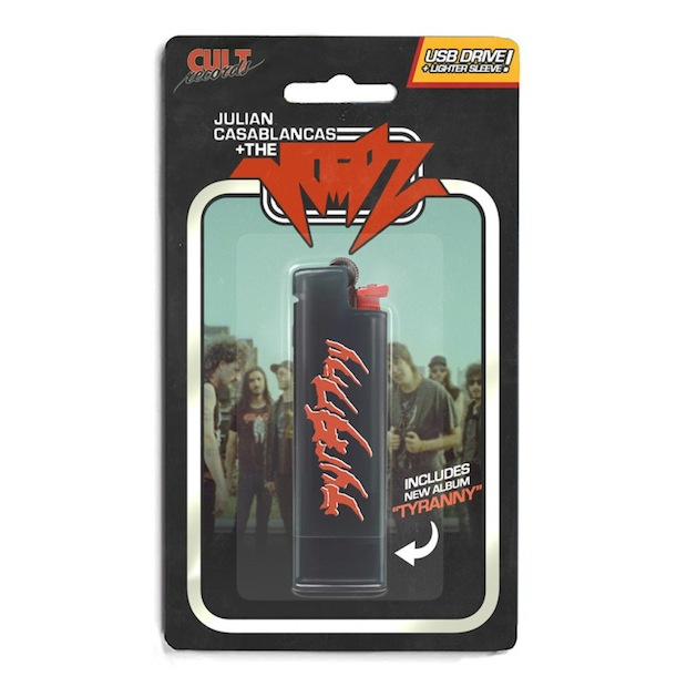 Julian Casablancas Tyranny Lighter