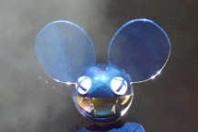 Deadmau5 Disney Trademark Mask Mickey Mouse