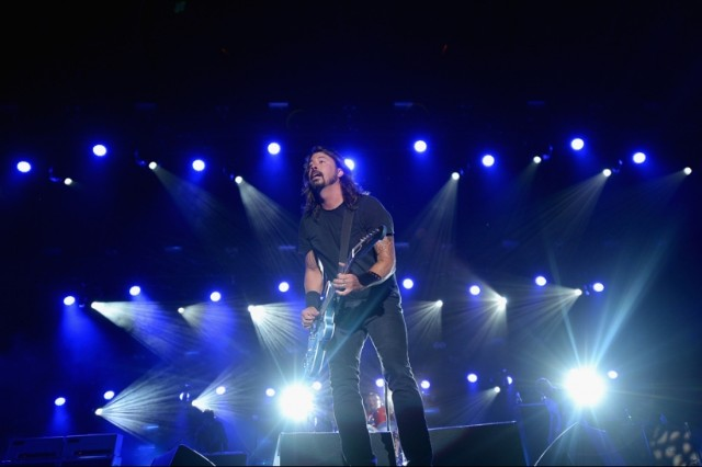 foo fighters crowdfunded show richmond virginia
