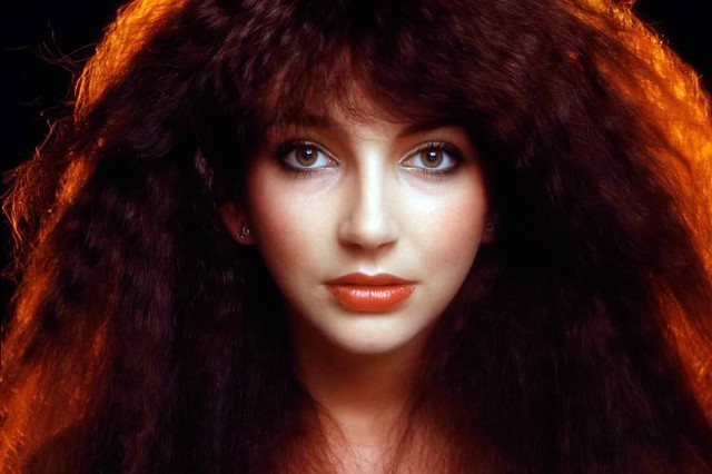 Kate Bush Home Danger Cliff Fall Into Ocean