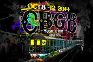 CBGB Festival Brings Jane's Addiction, Devo, and Billy Idol to New York
