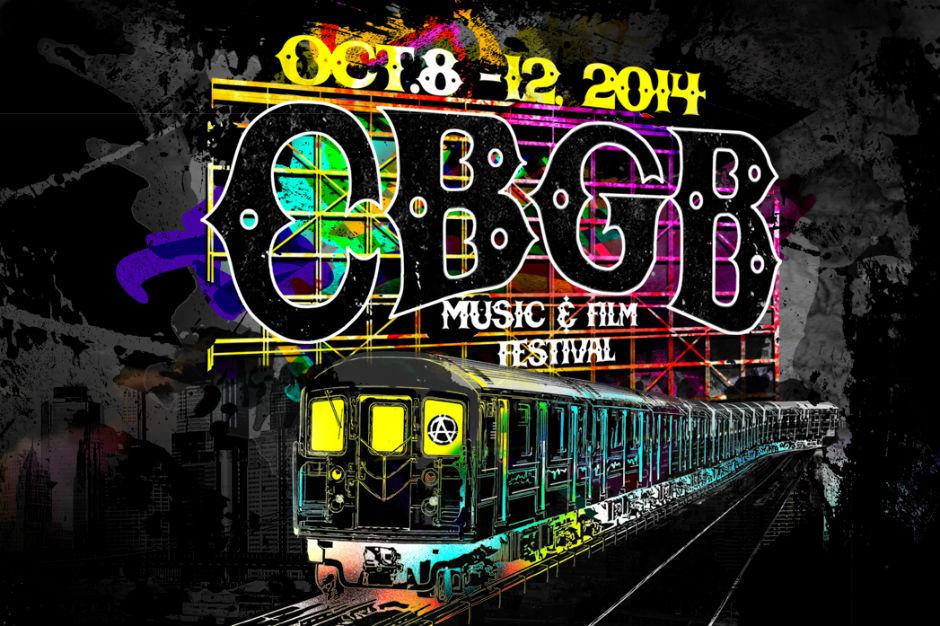 CBGB Festival 2014 Lineup: Janes Addiction, Devo