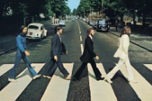 Abbey Road Album Cover Live Camera Video