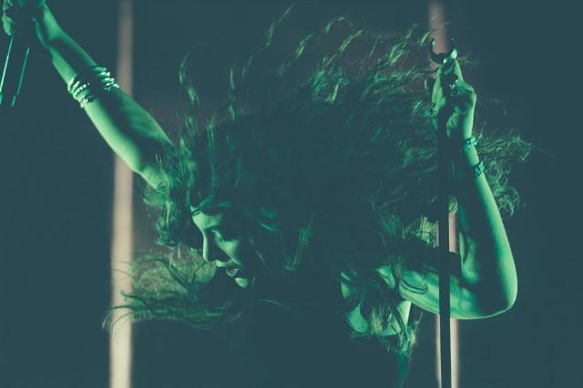 Lorde at Boston Calling, September 5-7, 2014 / Photo by Chad Kamenshine