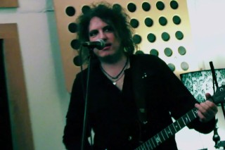 Watch The Cure Play 'A Man Inside My Mouth' Live for the First Time Ever
