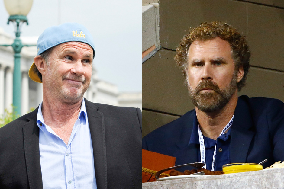 Will Ferrell Chad Smith Drum-Off Seattle Sequel