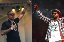 Schoolboy Q Nas BJ the chicago kid studio remix song stream