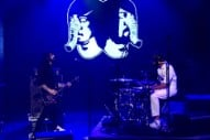 Death From Above 1979 Shred 'Trainwreck 1979′ With Paul Shaffer on 'Letterman'