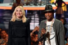Gwen Stefani No Doubt New Album Pharrell Recording Produced
