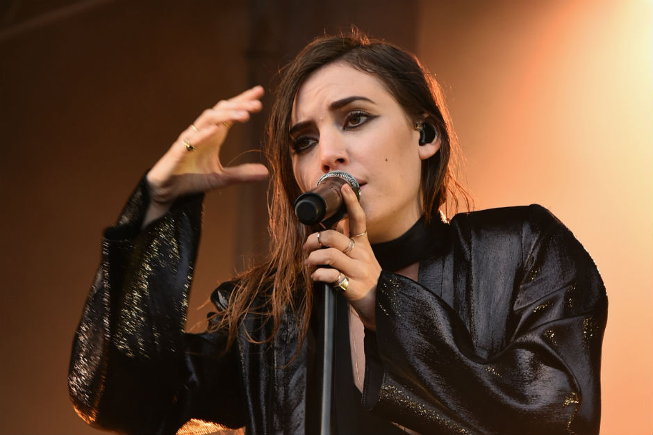 Lykke Li Learns That U2 Are Kind of a Big Deal After ...