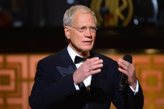 Watch David Letterman Try to Bait the Eagles Into a Lawsuit