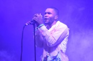 Frank Ocean Sends Love to Paris, Calls Out Donald Trump on Tumblr
