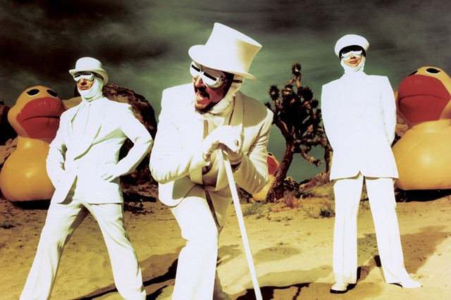 Primus 'Golden Ticket' Stream Tour ' Willy Wonka Chocolate Factory