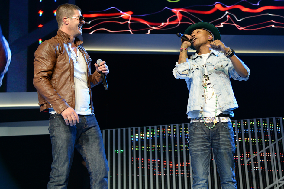 robin thicke pharrell deposition blurred lines
