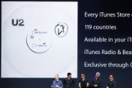 Wanna Remove the U2 Album From Your iTunes? There's a Button for That