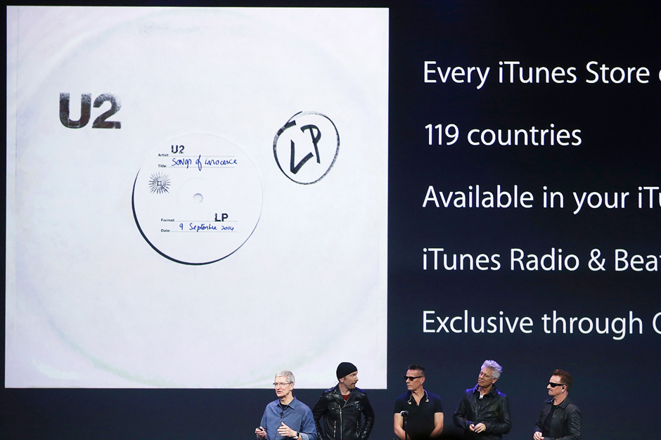 Wanna Remove the U2 Album From Your iTunes? There's a Button