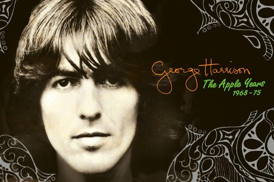 George Harrison 'Dark Horse' Early Take Stream Box Set Apple